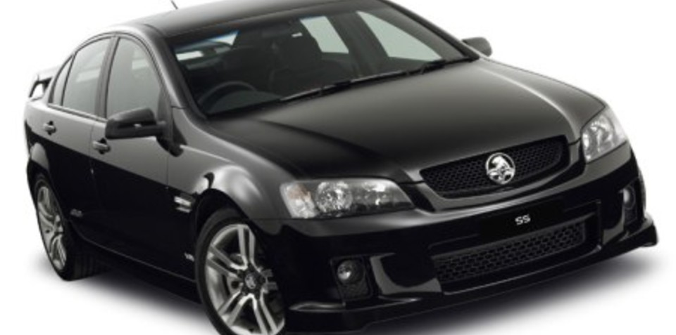Holden Ve Commodore Ss Ss V