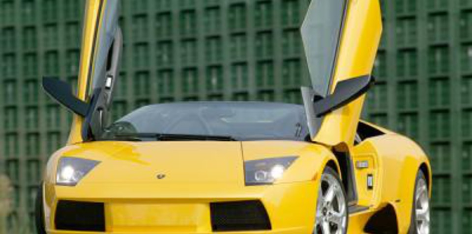 Top 5 SuperCars in Australia 2006