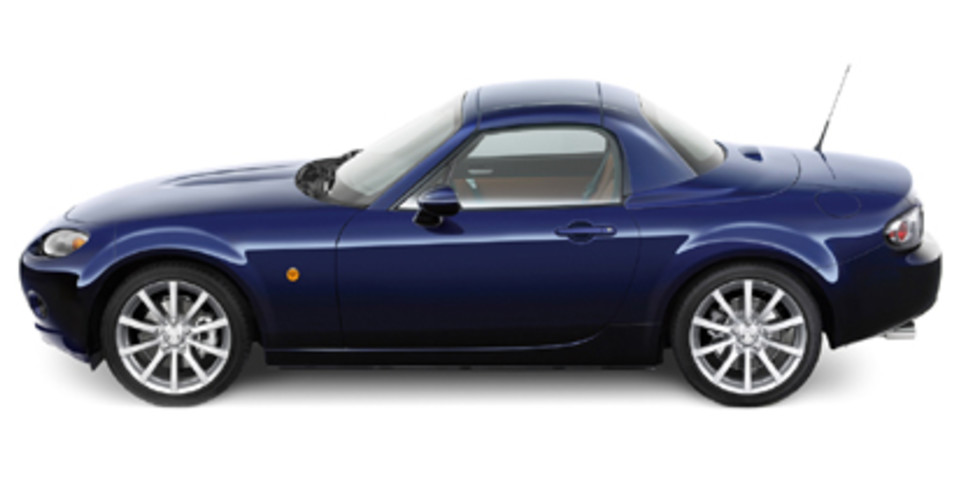 Mazda Mx 5 Roadster Coupe 2007