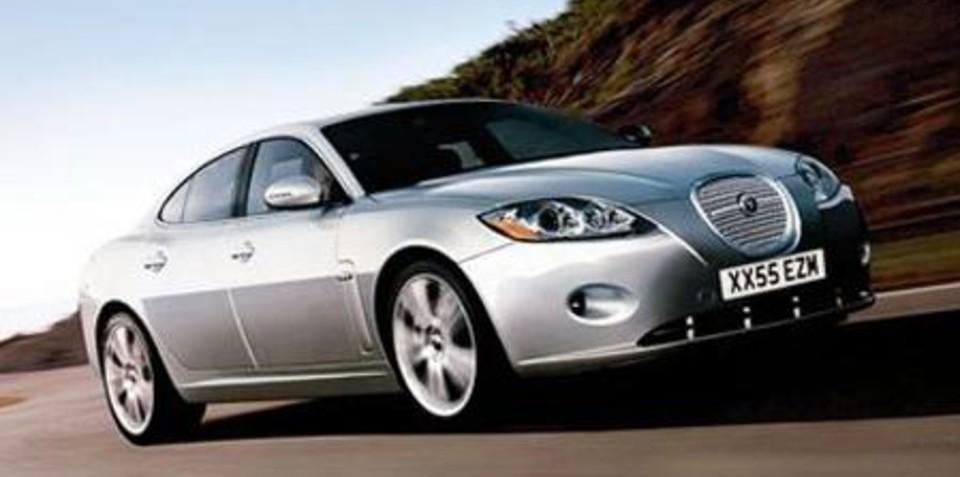 Next Generation Jaguar S-Type