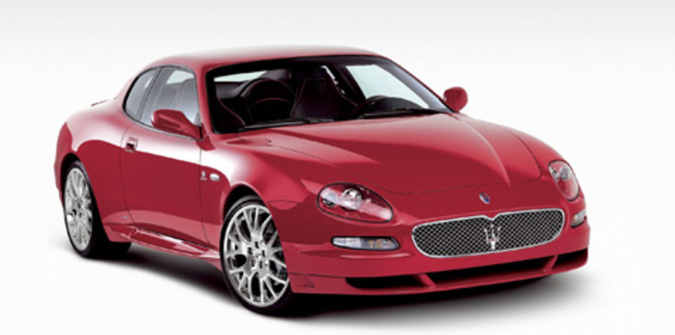 Maserati GranSport Coupé Contemporary Classic