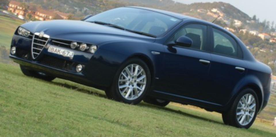 2007 Alfa Romeo 159 Diesel & Q-Tronic Gearbox