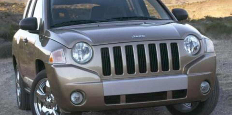 2007 Jeep Compass SUV