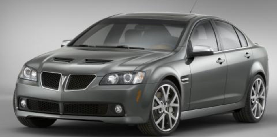Big hopes for VE Commodore in U.S.