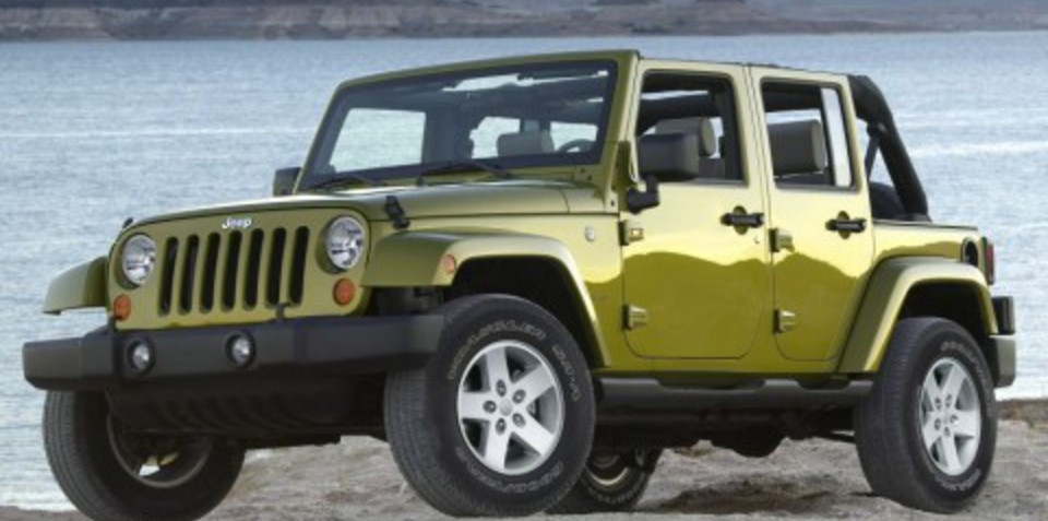 Jeep Wrangler Stalling Issues