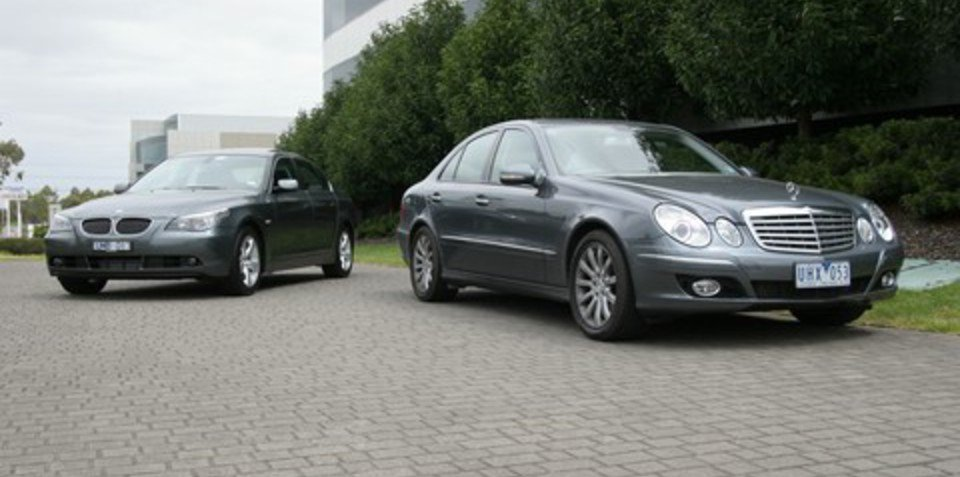 BMW 530d Vs Mercedes Benz E280 CDI