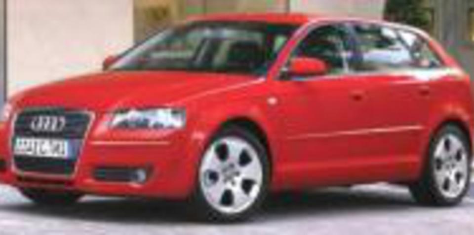 Audi A3 Convertible (Cabrio)