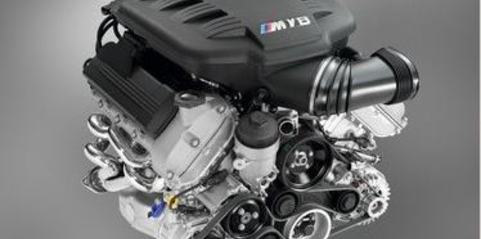 2007 BMW M3 V8 Engine Details