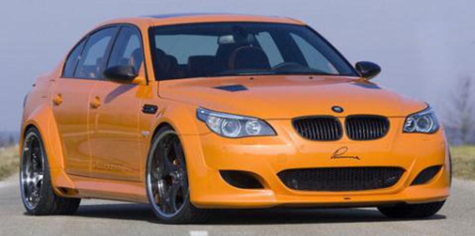 BMW M5 CLR 500 RS