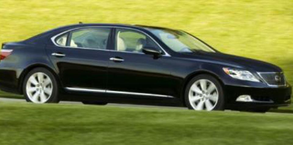2007 Lexus LS600hL V8 Limo