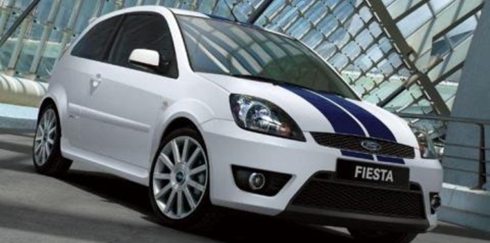 2007 Ford Fiesta XR4