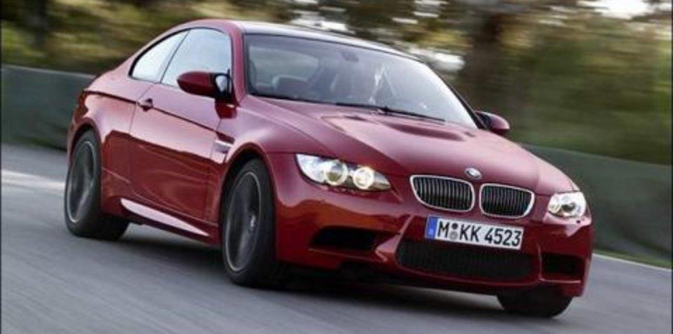 2008 BMW M3 Production Version