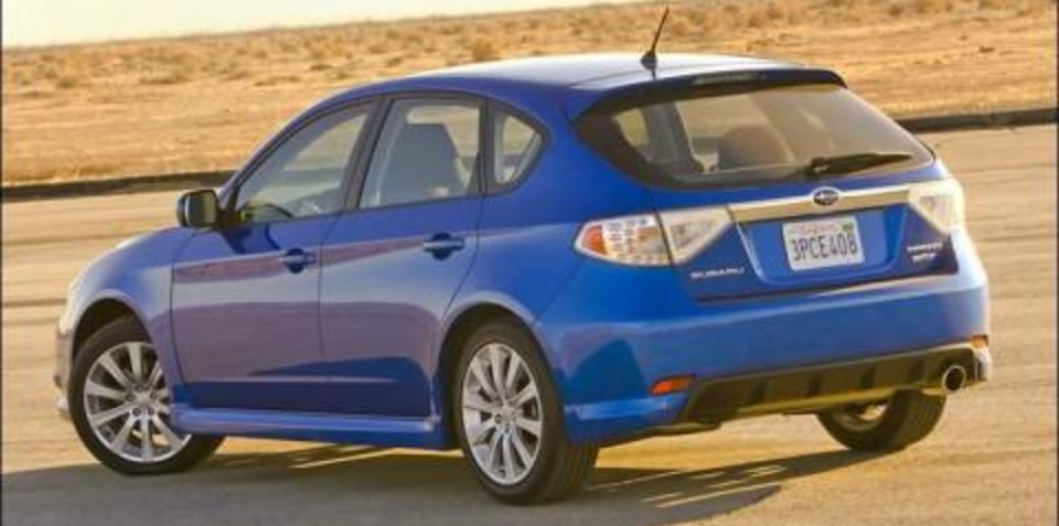 2008 Subaru Impreza WRX - Would you buy one?
