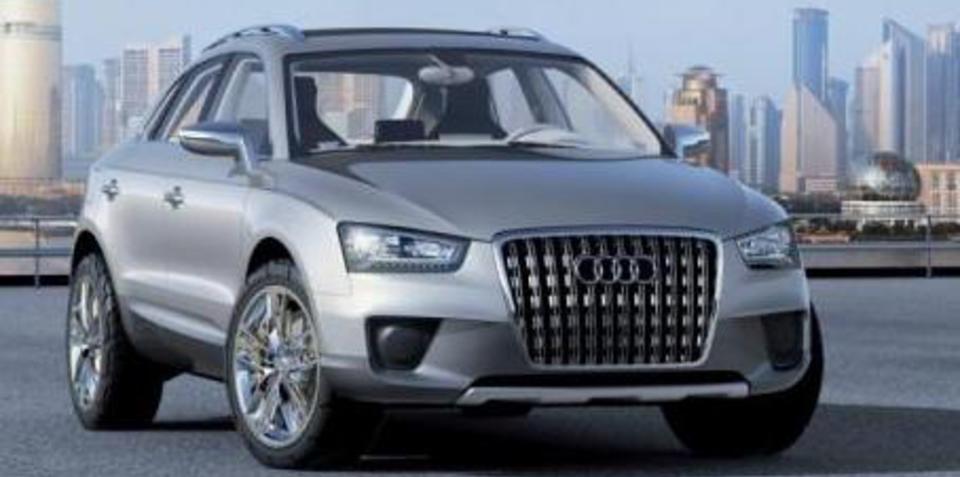 Audi Cross Coupe Quattro Concept (Q5)