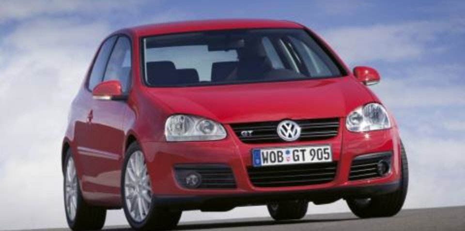 Volkswagen Golf GT Specifications