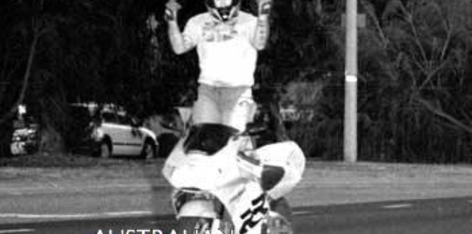 Motorcycles Defying Speed Cameras