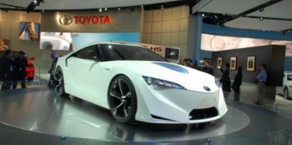 Toyota Supra Update