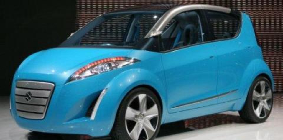 Suzuki Splash - Light Car Segment Heating Up