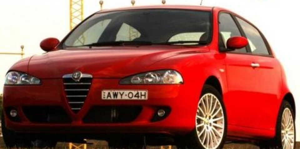 Alfa Romeo 147 Fuel Supply Pipe Recall