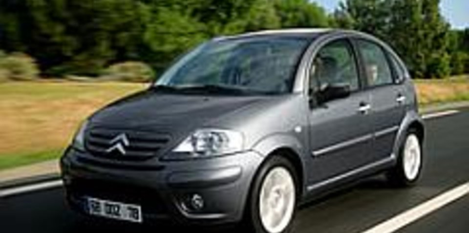 Citroen C3 HDi - most economical conventional car in Australia