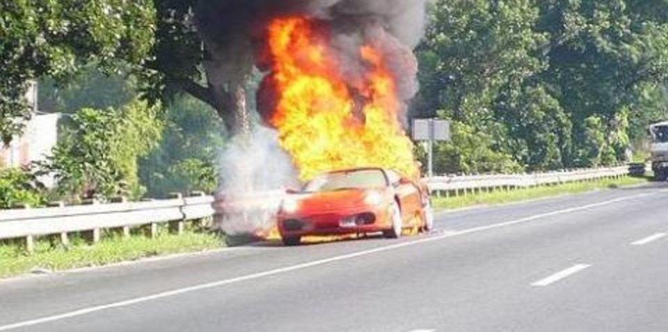 Ferrari Goes To Heaven