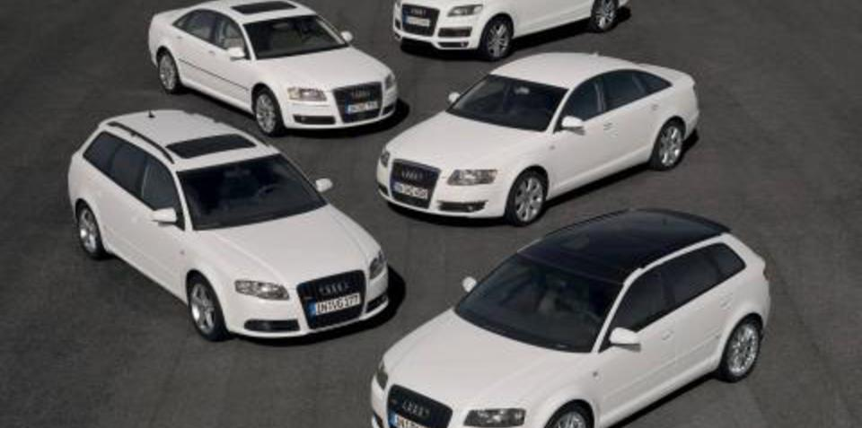 Audi Launches World's Cleanest Diesel Engine