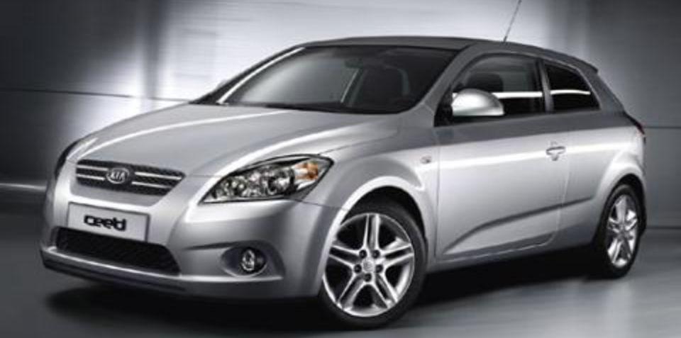 Kia Reveals Pro-Cee'd Hatch