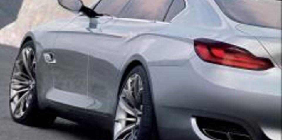 BMW Concept CS Confirmed for Oz Motor Show
