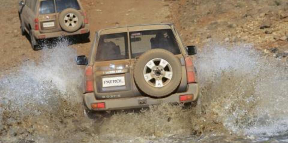 Nissan Launch 2008 Patrol