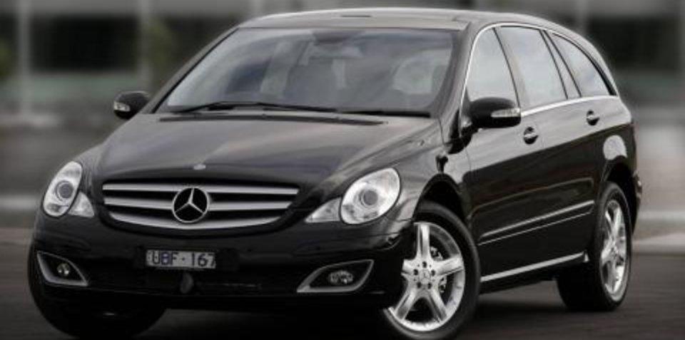 2008 Mercedes-Benz R-Class Update