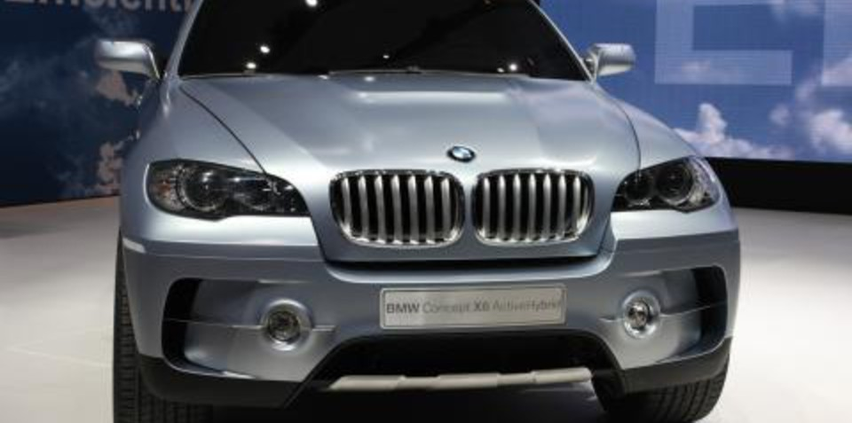 BMW X6 - A closer look