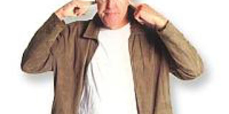 Clarkson Beats Speeding Ticket