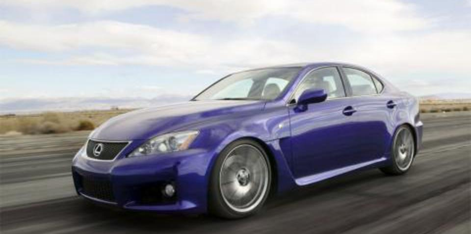 V10 Powered Lexus To Rival M5