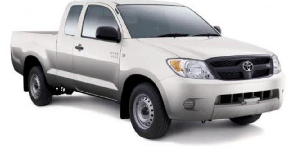 Toyota Hilux Upgrades
