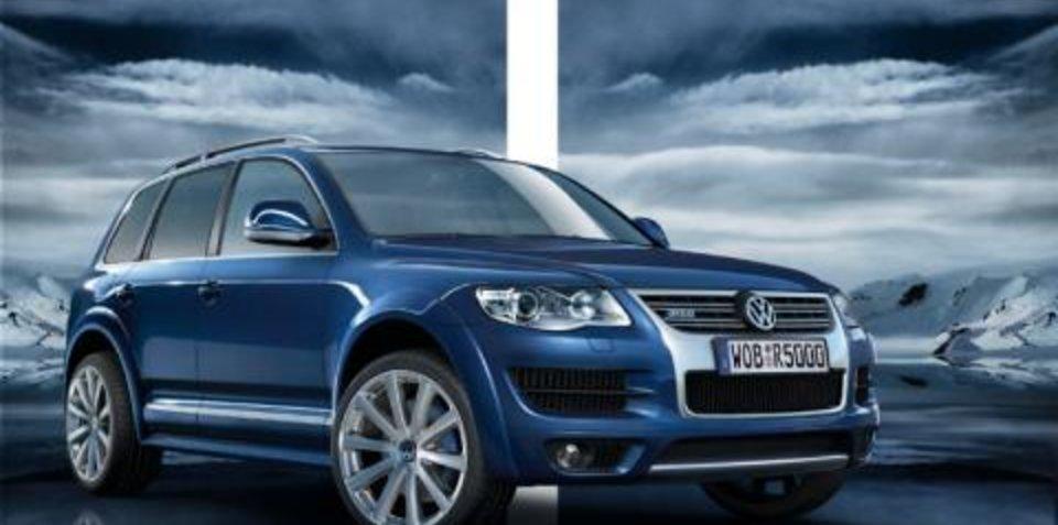 Volkswagen Touareg Gets R Treatment