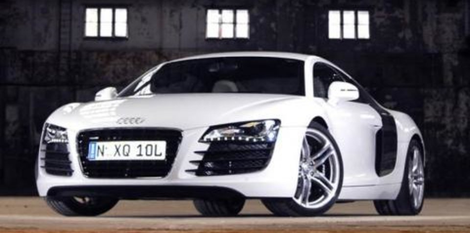 Audi R8 - Fifth Gear's COTY
