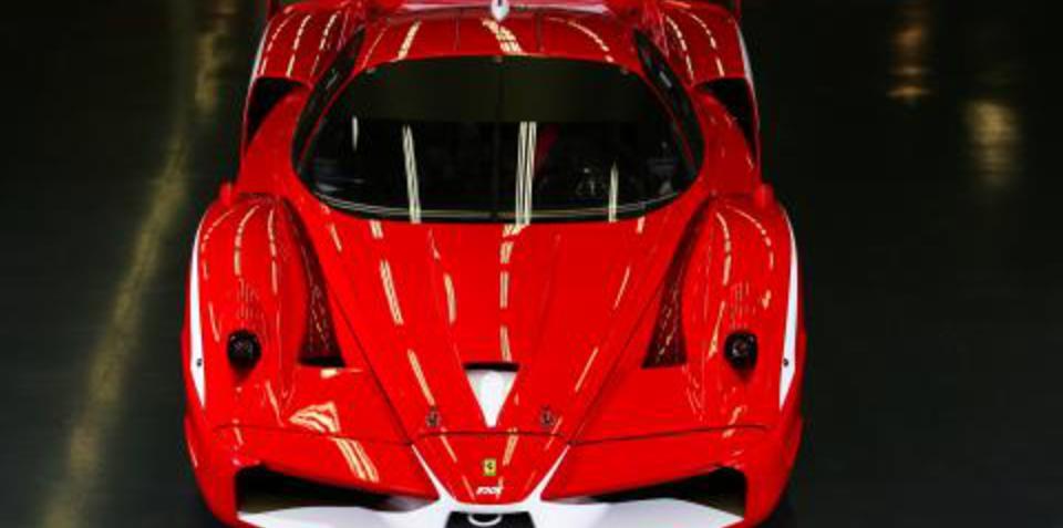 Ferrari FXX gains power and life