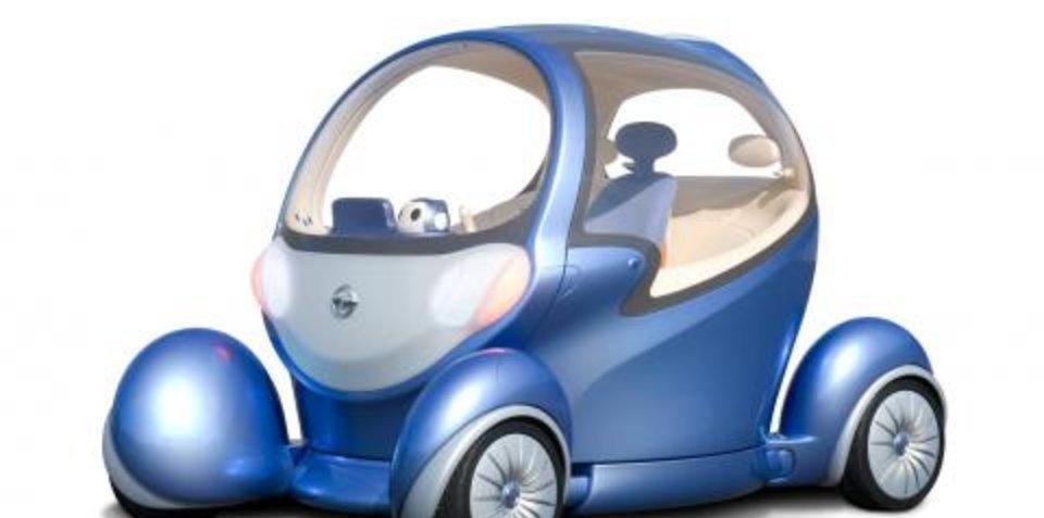 Nissan Unveil Pivo 2 Concept