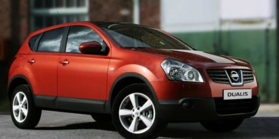 2008 Nissan Dualis Specifications