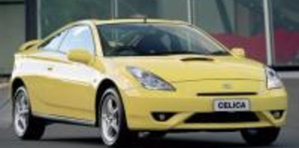 Toyota Celica coming back in 2009