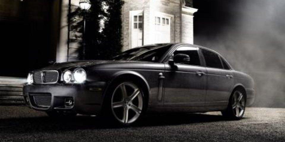 Jaguar XJ gets new look for 2008