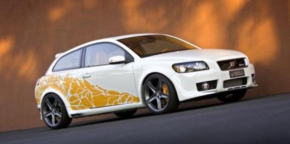 Volvo at SEMA