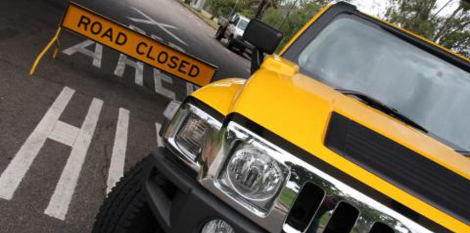 GM considers selling Hummer