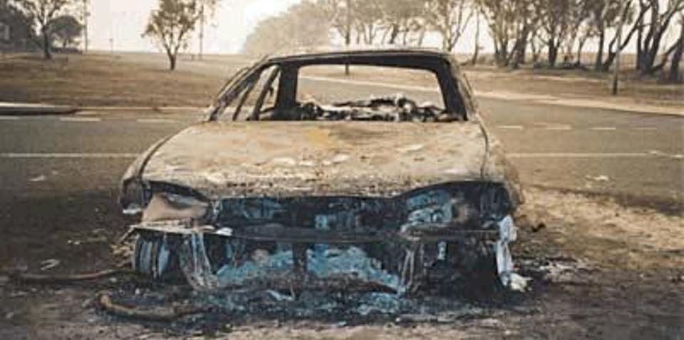 New cars less safe in bushfires