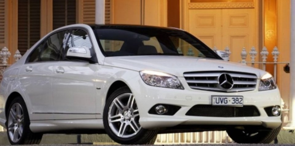 C-Class is 2007 Wheels Car of the Year