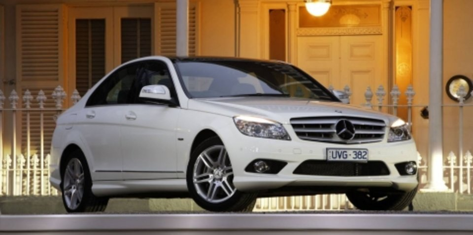 Mercedes-Benz boasts best sales year ever