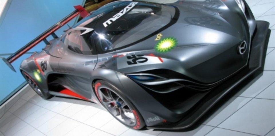 Mazda Furai Concept - 2008 Detroit Auto Show