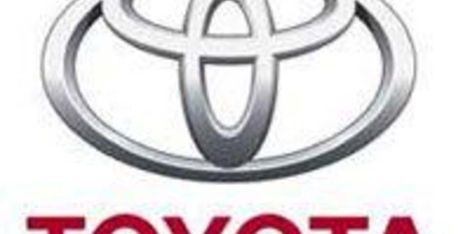Toyota second in the U.S.