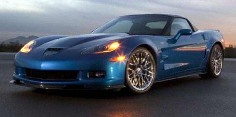 2008 Corvette ZR1 preview