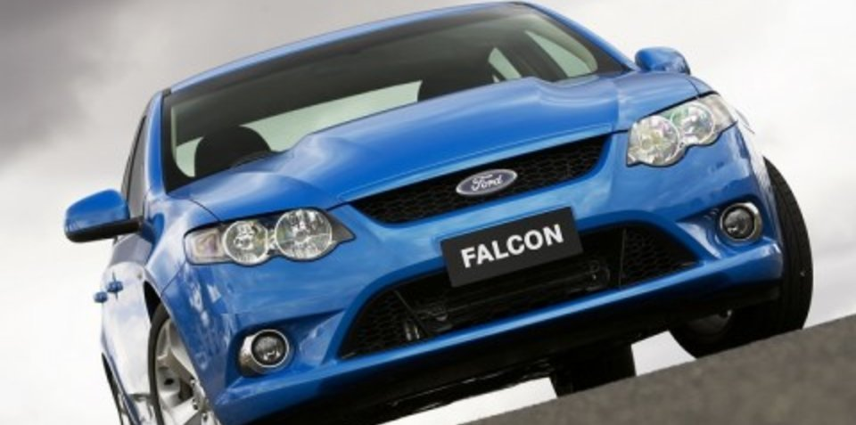 2008 Ford Falcon first images